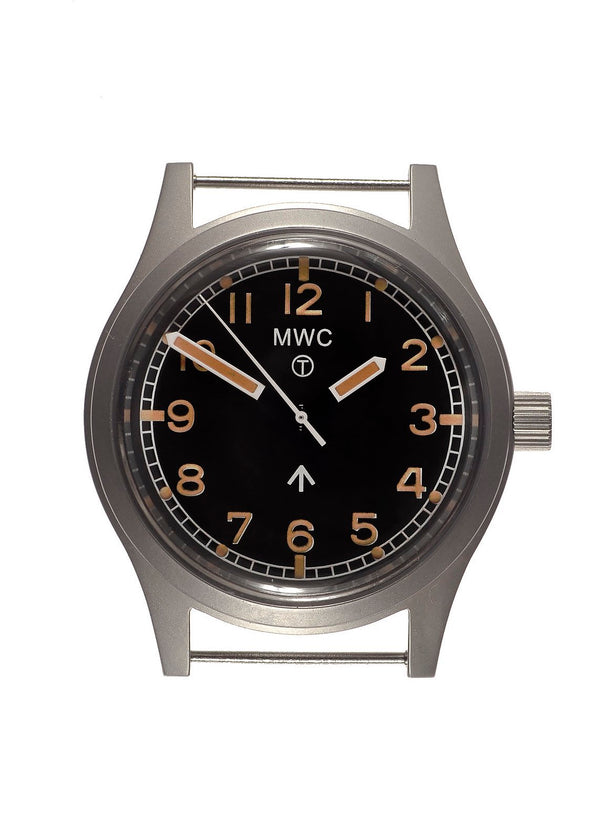 MWC 1940s to 1960s Pattern General Service Watch with 24 Jewel Automatic Movement (Retro Dial Variant) Ex Display Watch