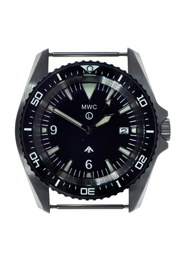 Military Divers Watch Stainless Steel (Automatic) 12 Hour Dial with Sapphire Crystal and Ceramic Bezel