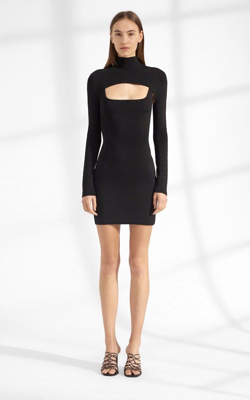 Stirrup LS Mini Dress