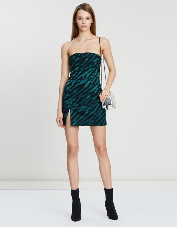 Discotheque Mini Dress