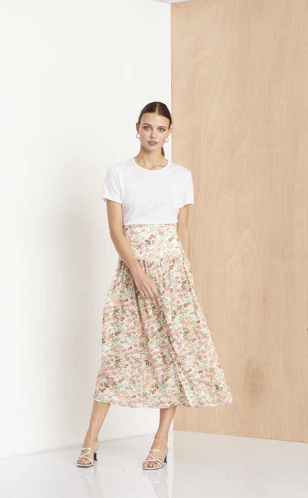 Le Follies Midi Skirt