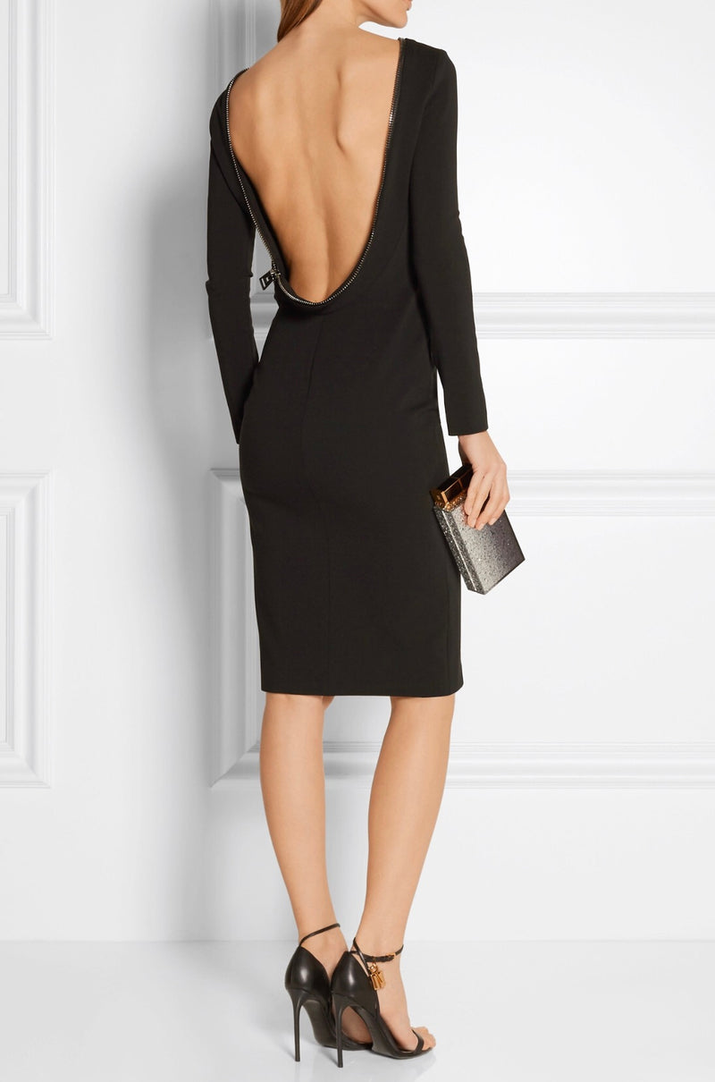 Tom Ford Backless Dress