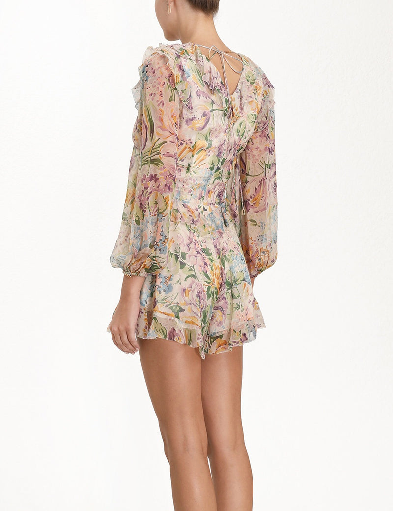 Ninety Six Flutter Playsuit