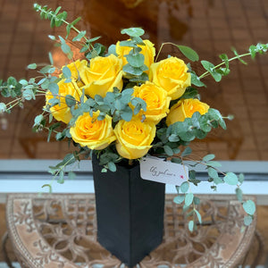 Decadent Yellow Rose