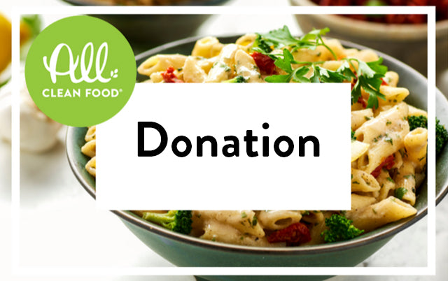 Donate to feed families $5-$500