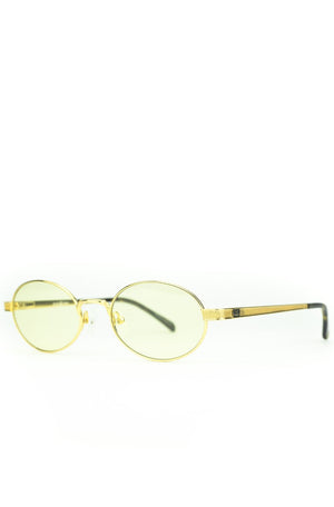 The Ares Sunglasses in Yellow