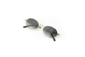 The Ares Sunglasses in Black Gradient