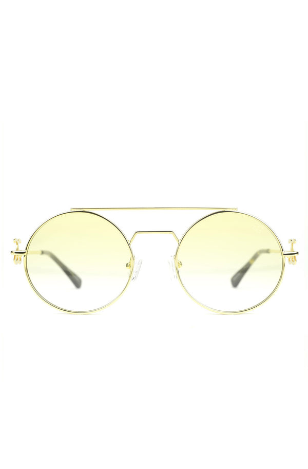 The Visionaries Sunglasses in Yellow Gradient