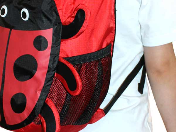 Kids Waterproof Backpack - Ladybird