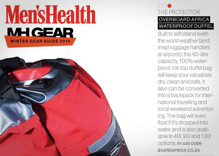 Men's Health SA – Winter Gear Guide