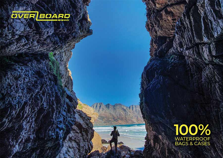OverBoard 100% Waterproof Bags & Cases Product Catalogue