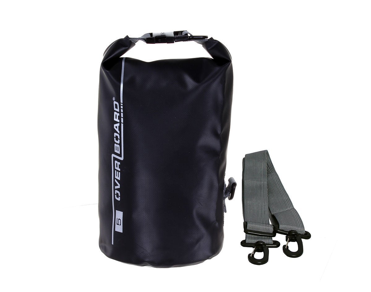 OverBoard Waterproof Dry Tube Bag - 5 litres | OB1001BLK