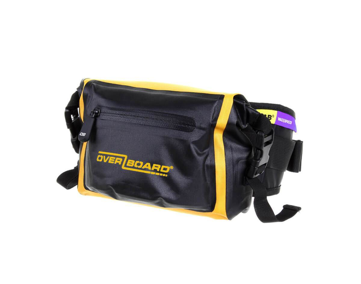OverBoard Pro-Light Waterproof Waist Pack - 2 Litres | OB1049Y