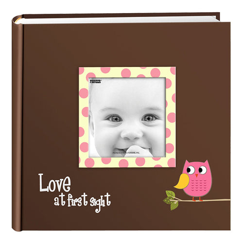 LOVE AT FIRST SIGHT PHOTO ALBUM HOLDS 200