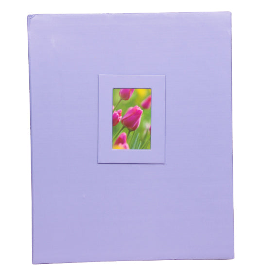 2 PACK BLUE PHOTO ALBUM HOLDS 608 PHOTOS