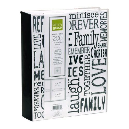 FAMILY/LOVE/REMEMBER ALBUM HOLDS 200