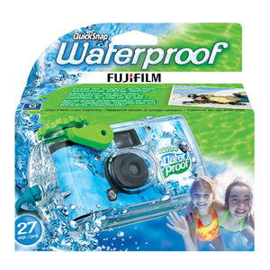 WATERPROOF DISPOSABLE CAMERA