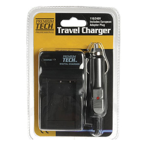 TRAVEL CHARGER SONY BATTERIES