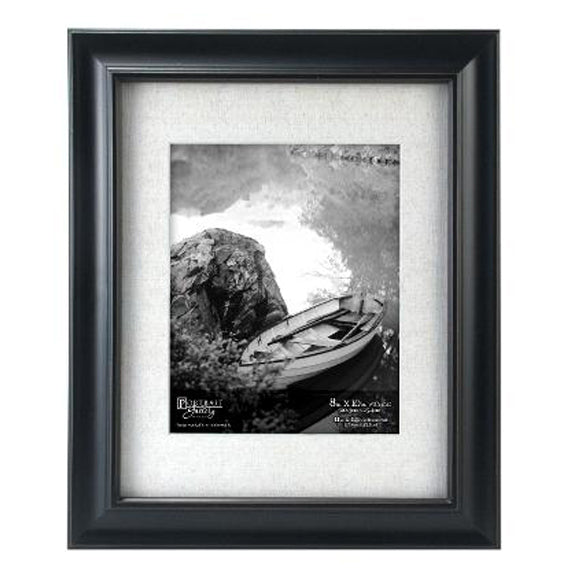 8X10(11X14) BLACK  DISTRESSED FRAME