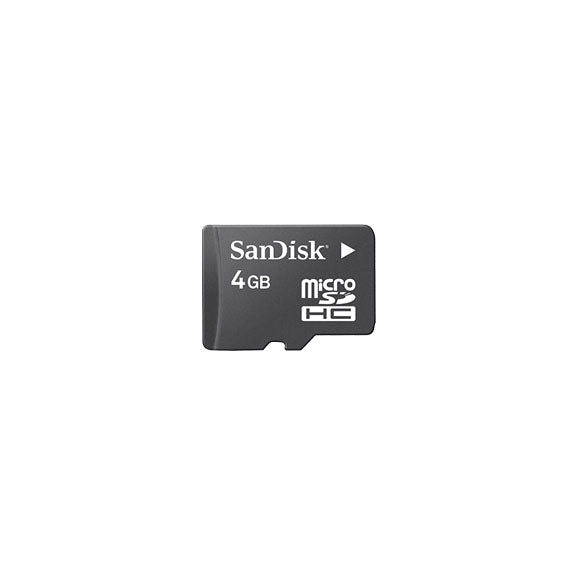 4GB SANDISK MICRO SD CARD