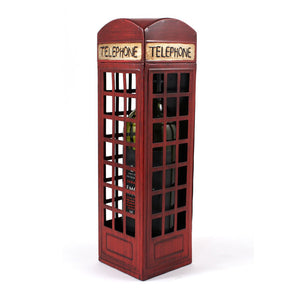 TELEPHONE BOOTH WINE HOLDER
