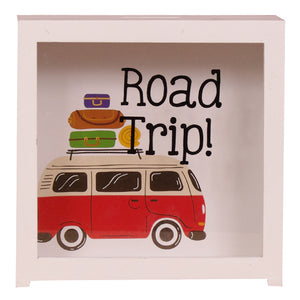"MONEY BOX "" ROAD TRIP"""