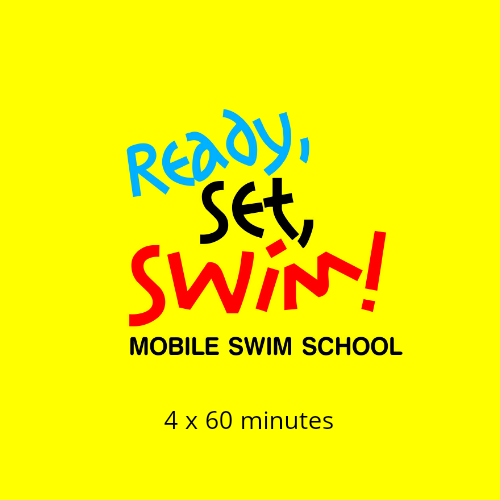 Mobile Swimming Lessons at home, Gold Coast and Darwin, Ready Set Swim Mobile Swim School