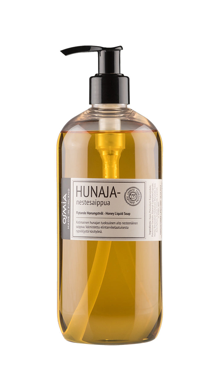 Osmia Honey liquid soap