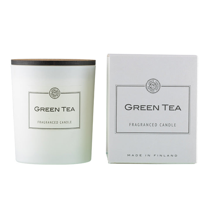 Osmia Green Tea Scented Candle