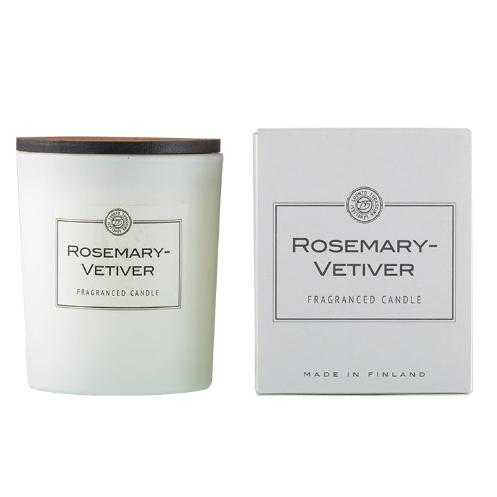 Rosemary-Vetiver Scented Candle (230g)