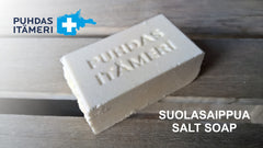 Clean Bacltic Sea salt soap