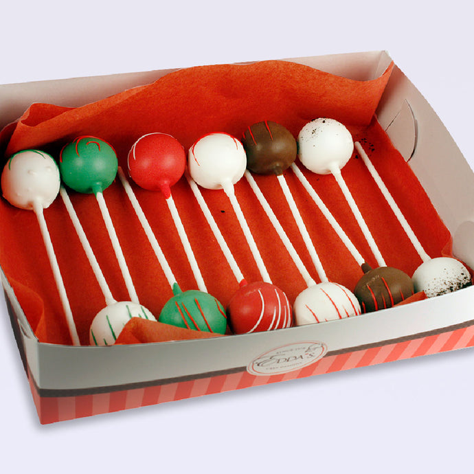 Holiday Guide Cake Pops