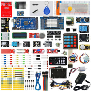 Arduino MEGA 2560 Ultimate Starter Kits with MEGA 2560 R3