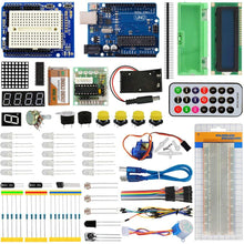 Advanced Starter Kit for Arduino UNO