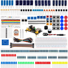 Raspberry Pi Electronics Component Fun Kit
