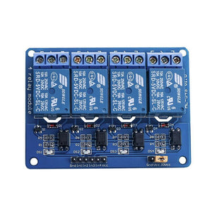4 Channel DC 5V Relay Module