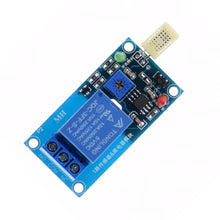 DC 5V 1 Channel Humidity Sensor Switch Relay Module