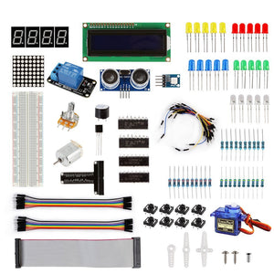 GPIO DIY Basic Starter Kit For Beginners for Raspberry Pi