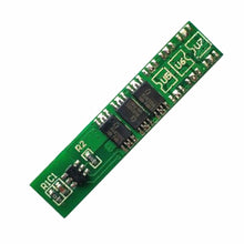 1S 3.7V 5A li-ion BMS PCM battery protection board