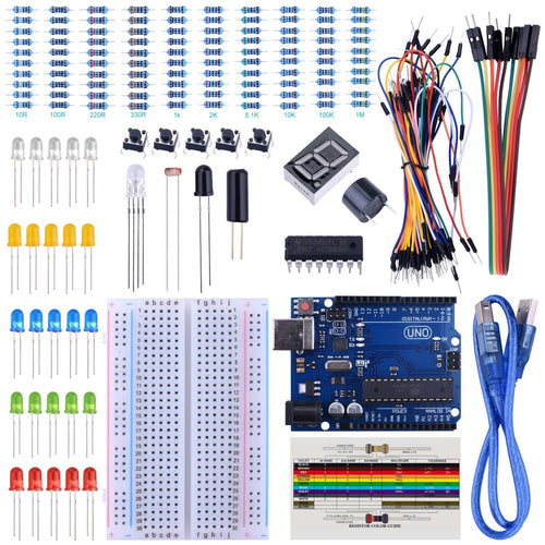 UNO Starter Kit for Arduino