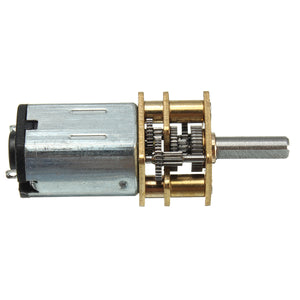 GA12-N20 Geared Mini DC Motor