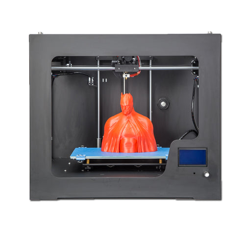 2018 High Precision All-Metal Upgrade Frame 3D Printer Assembled Kits M01