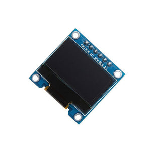 0.96 Inch 128x64 White SPI OLED Display Module