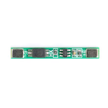 1S 3.7V 2A li-ion BMS PCM 18650 Battery Protection Board