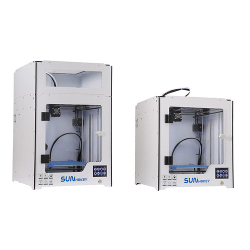 2018 Brand new industrial-grade high-precision Box machine 3D Printer U250