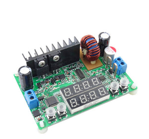 Adjustable Step-Down Module V+Ammeter  32V5A 160W NC DC Power Supply Module