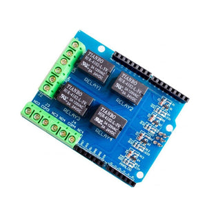 4 channel 5v relay control board relay expansion board for arduino UNO R3 mega 2560