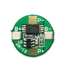 1S 3.7V 2.5A BMS PCM circuit Battery Protection Board
