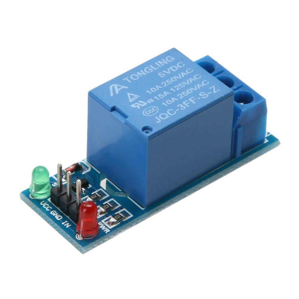 5V/12V low level trigger One 1 Channel Relay Module