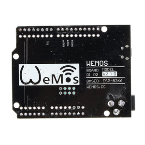 New WeMos D1 R2 V2.1.0 WiFi Uno Based ESP8266 For Arduino Nodemcu Compatible